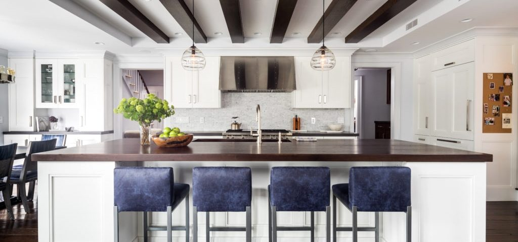 The Center Of Attention Kitchen Island Ideas For Every Space Seven Tide Boston Showroom