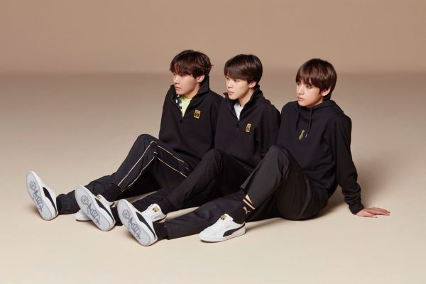 Japan Puma X Bts 2nd Collaboration Basket Patent · BTS Jimin Cute 45d3c3ed2