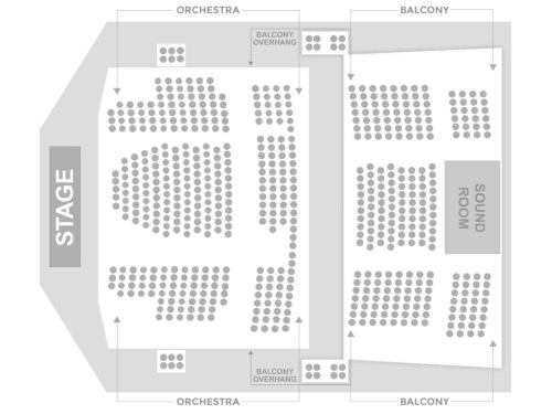 small resolution of seating charts attuckstheatre jpg