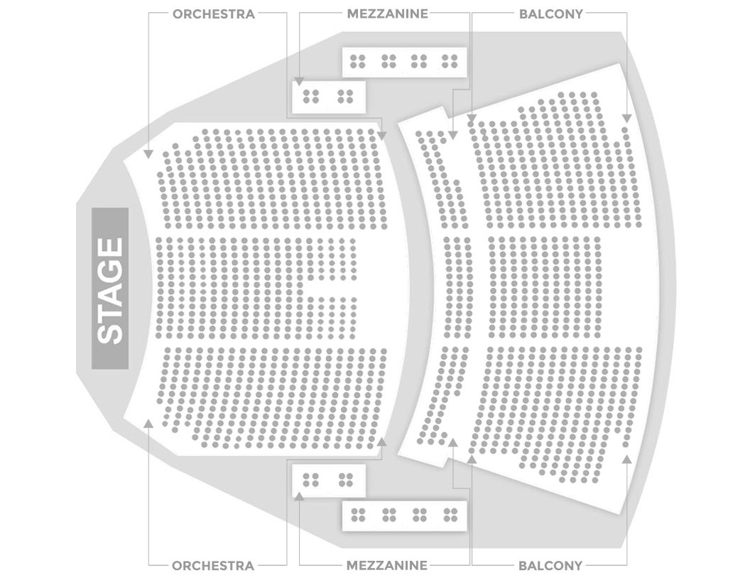 Hall Theatre Seating Diagram. Diagrams. Auto Parts Catalog