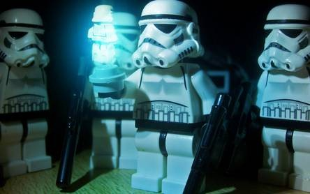 lego troopers