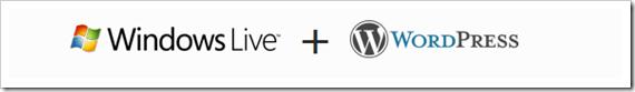 Windows Space abandonné pour WordPress