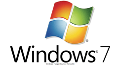 logo officiel windows 7