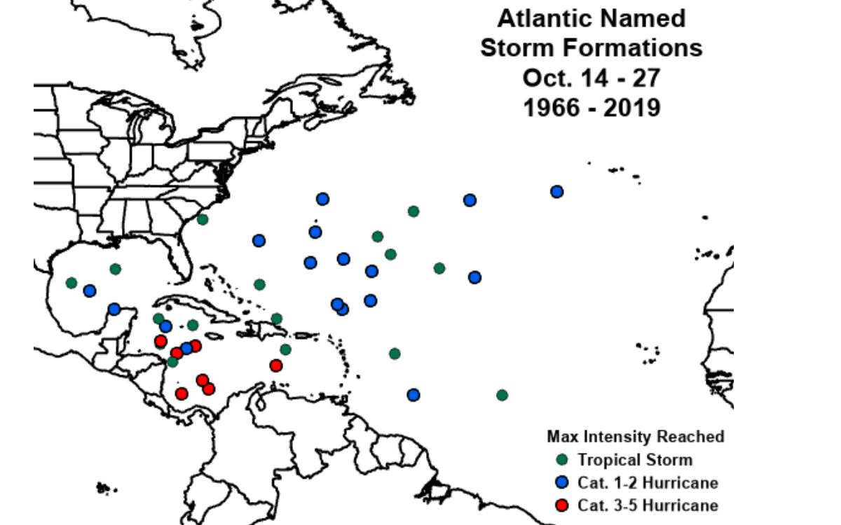 Hurricane season expected to re-emerge again with the new
