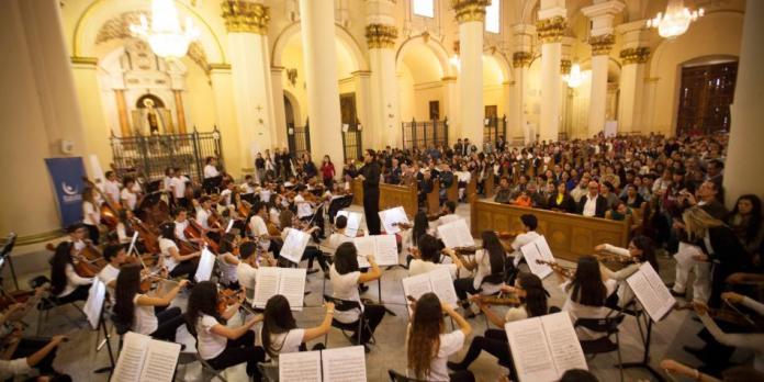 Festival Internacional de Música Sacra de Bogotá le
