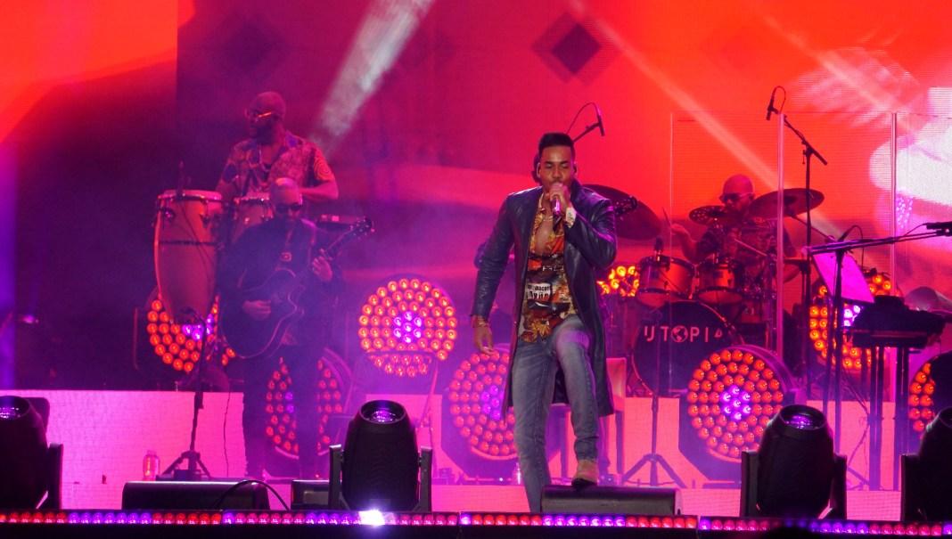 Romeo Santos.Foto: Severo Rivera