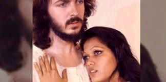 Camilo Sesto y Angela Carrasco