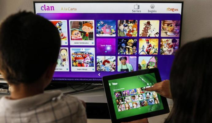 Educación y RTVE lanzan una programación para escolares de 6 a 16 años