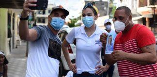 Isaura Taveras realiza jornada social en los sectores de la circunscripción No.3 del Distrito Nacional