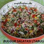 Bulgur Salatası Tabule