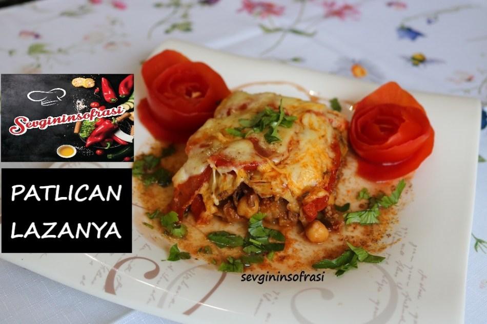 Patlıcan Lazanya