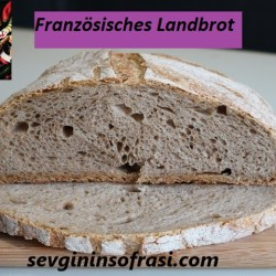 Französisches Landbrot