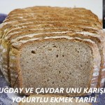 Yoğurtlu Ekmek Yapımı