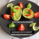 Avocado Pesto Rezept
