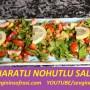 Baharatlı Nohutlu Salata