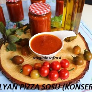 İtalyan Pizza Sosu