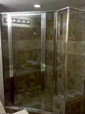 Framed Shower Enclosure