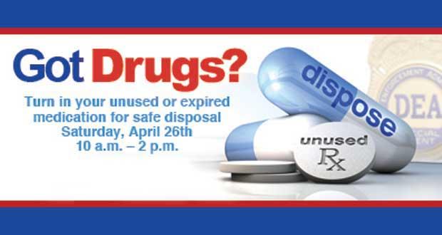 Drug Take Back Event