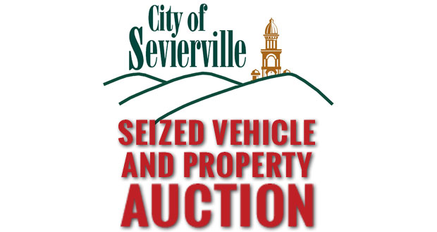 City of Sevierville Seized Vehicle and Propery Auction