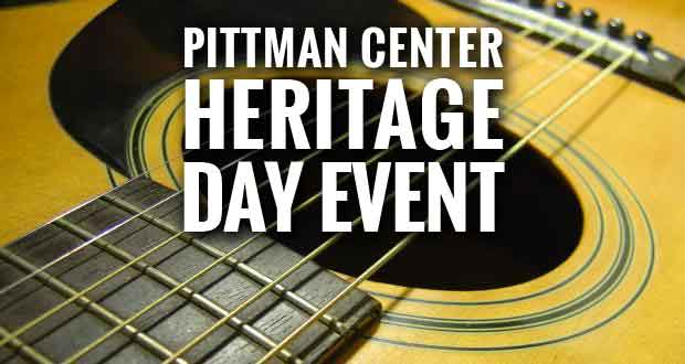 Pittman Center Heritage Day
