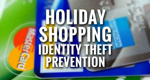 TN Department of Safety and Homeland Security Tips for Preventing Identity Theft during the Holidays