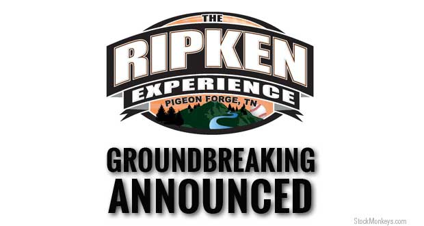 Groundbreaking for Ripken Experience Pigeon Forge Announced
