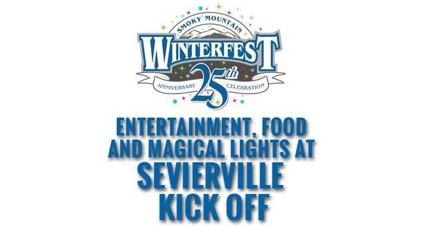 Smoky Mountain Winterfest kicks off in Sevierville