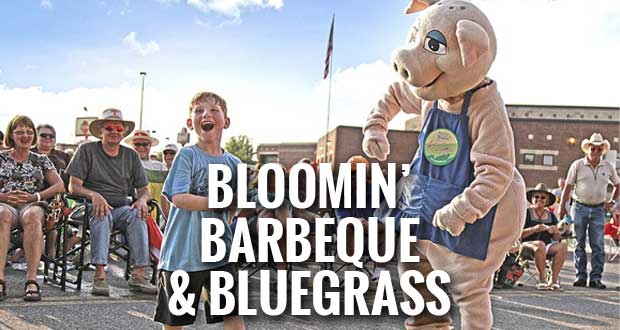 Sevierville Bloomin' Barbeque & Bluegrass Festival 2015
