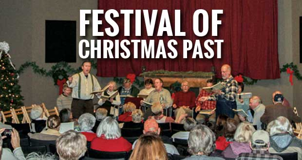 Great Smoky Mountains Annual Festival of Christmas Past