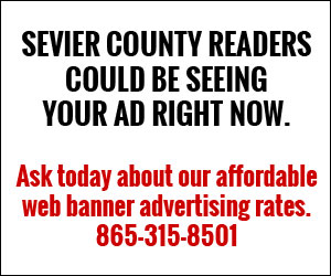 Advertise with Sevier News Messenger. Call 865-315-8501.