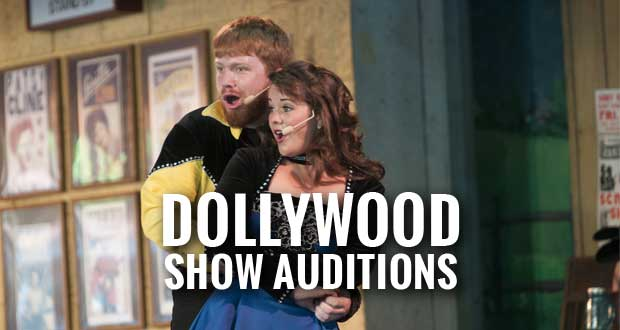 Dollywood Holding Auditions for 2015 Season