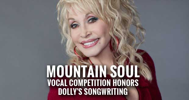 Mountain Soul Vocal Competition at Bloomin' Barbeque & Bluegrass honors Dolly Parton's songwriting career