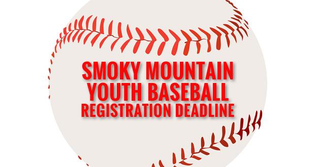 Deadline Approaching for Youth Baseball Registration