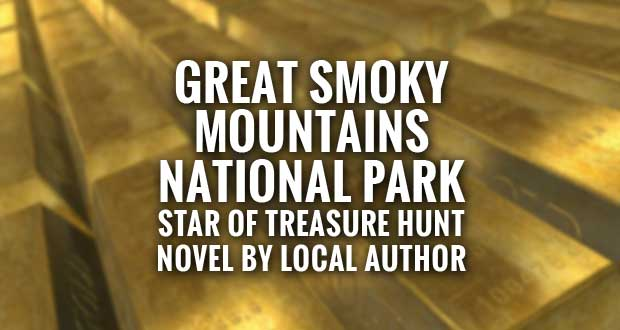Sevierville Author Pens Mystery Novel of Treasure Hunt in Great Smoky Mountains National Park
