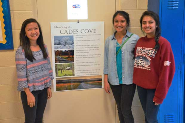 Cades Cove by Nidhi Mehta, Alexa Alana, and Poonam Patel