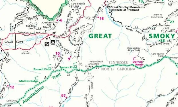 Hikers Rescued in Great Smoky Mountains National Park