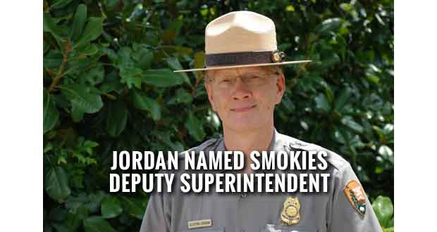 Great Smoky Mountains National Park Superintendent Cassius Cash announced that Clayton F. Jordan has been selected as the next Deputy Superintendent.