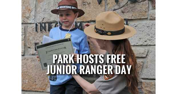 Great Smoky Mountains National Park Offers Junior Ranger Day