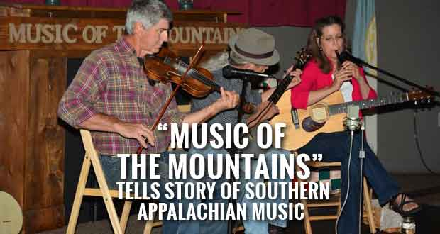 "Park ""Music of the Mountains"" Festival Celebrates a Variety of Traditional Musical Styles"