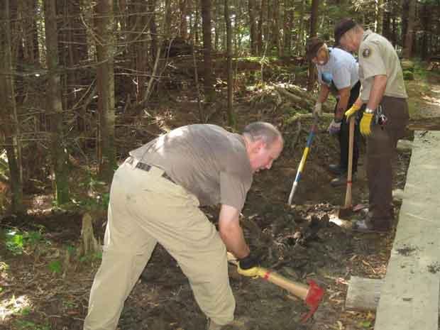Volunteers Needed for Alum Cave Trail Rehabilitation