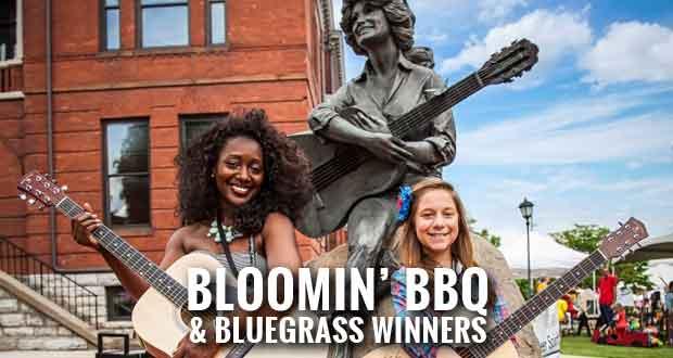 2015 Bloomin' BBQ & Bluegrass Winners Announced