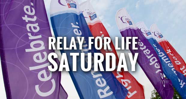 Relay For Life of Sevier County to Hold Day-Long Event at Patriot Park