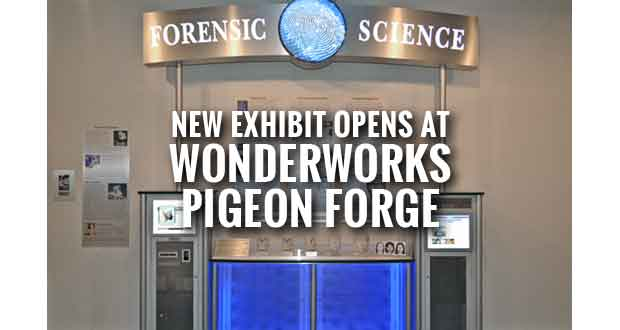 WonderWorks Opens a New Interactive Forensic Exhibit