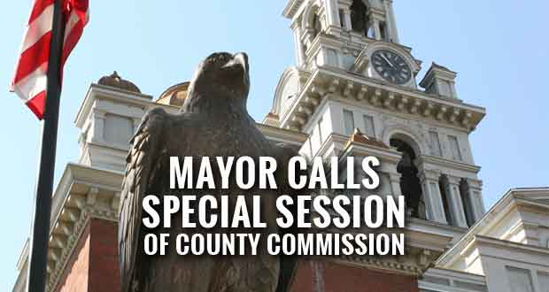 Sevier County Commission to Meet in Special Session