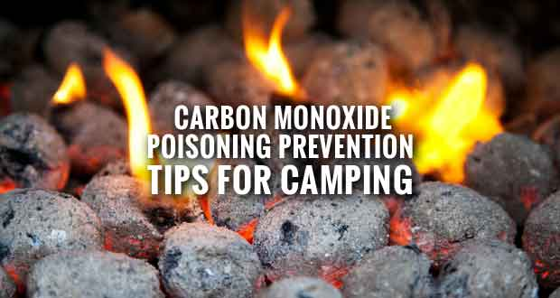 Tennessee Fire Marshal Warns of Carbon Monoxide Dangers When Camping