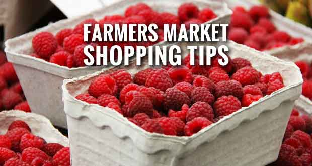 Farmers Markets: A Fun New Way to Shop