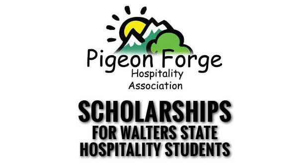 Pigeon Forge Hospitality Association offers Scholarships to Walters State