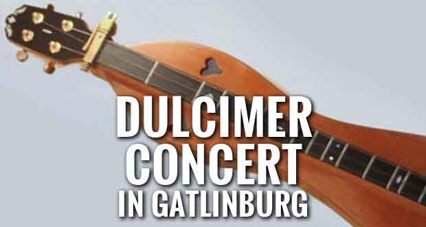The Congers Performing Mountain Dulcimer Concert in Gatlinburg