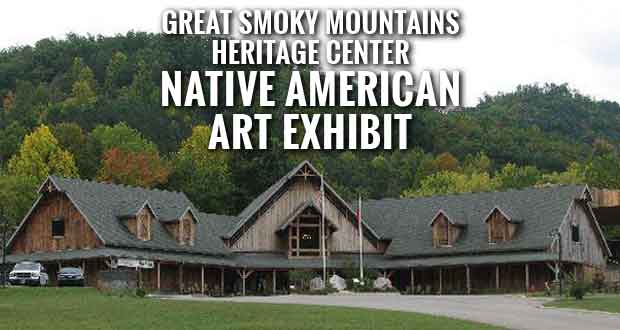 Qualla Arts & Crafts Exhibit at Great Smoky Mountains Heritage Center