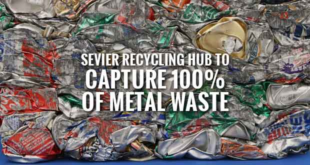 Sevier County Opening New Recycling Hub to Capture Metals and Plastics